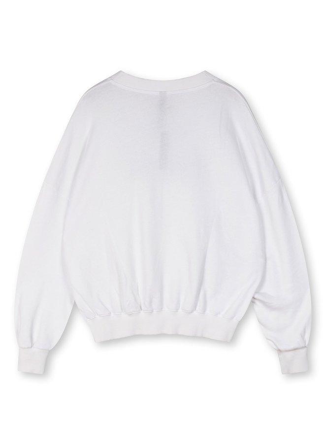 Trui Seasonal sweater white