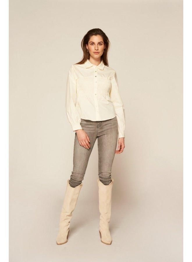 Jeans Skinny jeans high rise precious stone grey