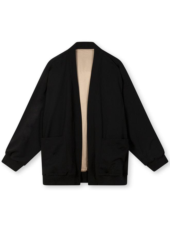 Blazer 2-way smoking blazer black
