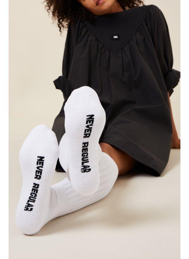 Sokken Sporty socks white