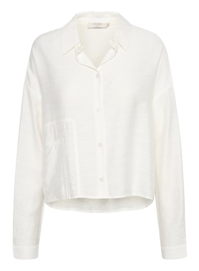 Blouse CRliselin shirt eggnog