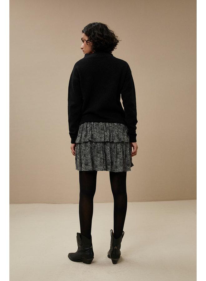 Trui Moss pullover black