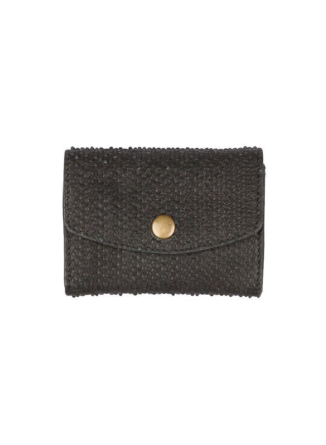 Portomonee Julie relief wallet black