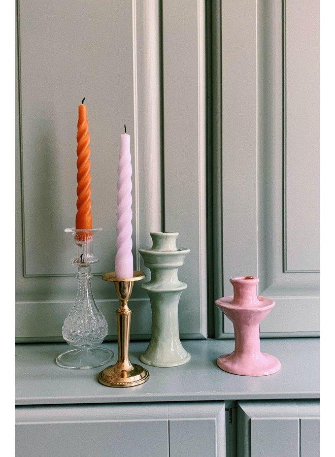 Kaarsenhouder Classic candle gold