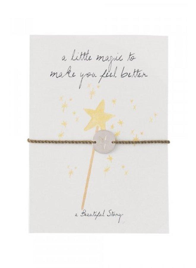 Armband Jewelry postcard magic