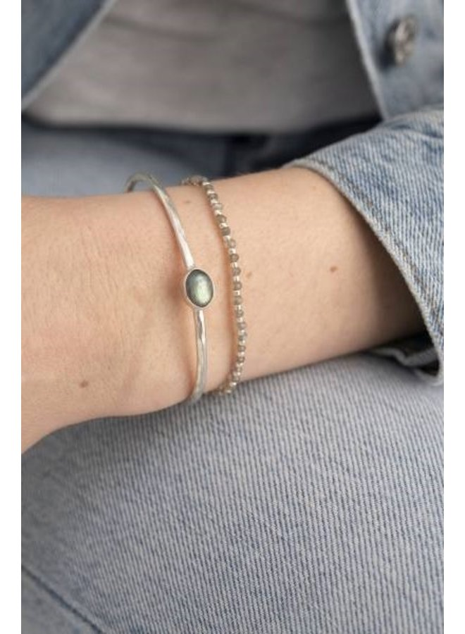 Armband Beautiful Labradorite Silver bracelet