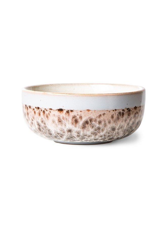 Kom ceramic 70's tapas bowls (set of 4)