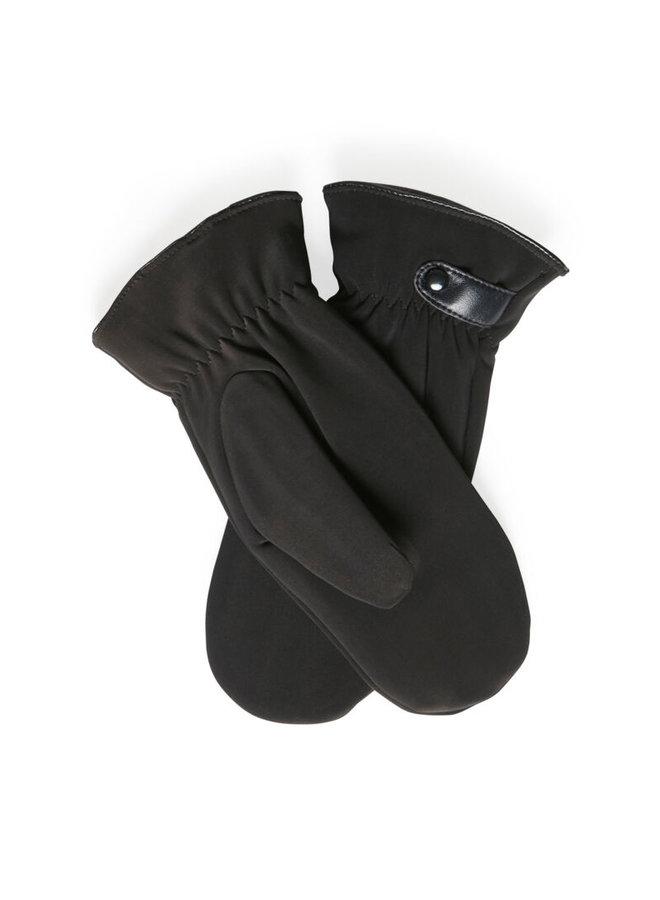 Handschoenen CRStefania mittens pitch black