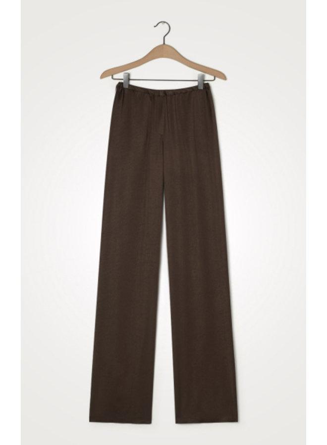 Broek pantalone Widland chocolat