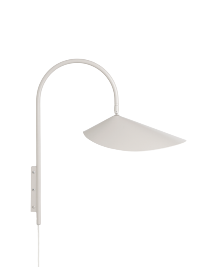 Wandlamp Arum 26x47x44cm Cashmere