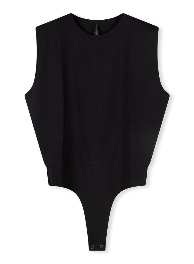 Body padded scuba black