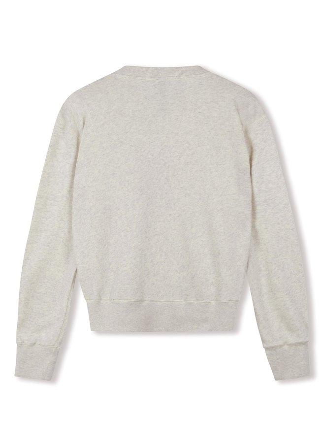 Trui sweater icon soft white melee