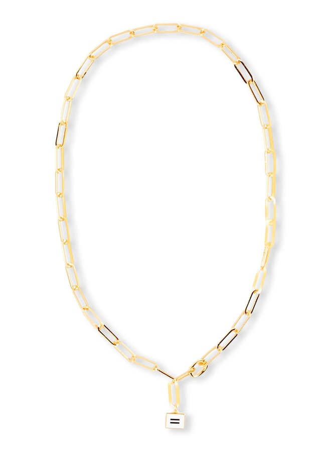 Ketting chain necklace gold