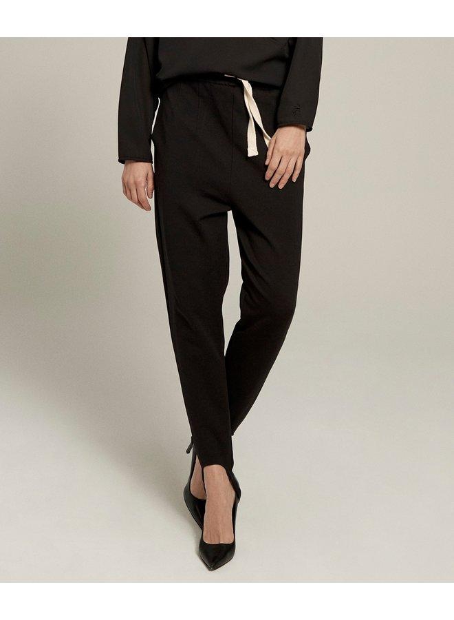 Legging open heel leggings black