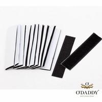 O' Daddy Luxus Magnetvorhang Weiß