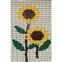 Insektenschutzdirekt.de Fliegenvorhang Sonnenblumen
