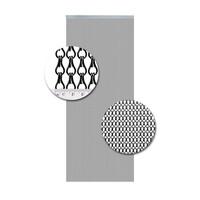 Insektenschutzdirekt.de Kettenvorhang Aluminium Anthrazit