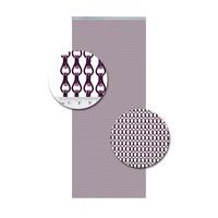 Insektenschutzdirekt.de Kettenvorhang Aluminium Purper