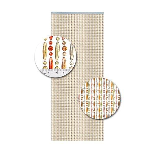 Insektenschutzdirekt.de Perlenvorhang Multicolor Senkrecht