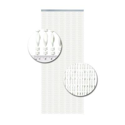 Perlenvorhang Chios Weiß
