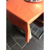 Tischdecke Abwaschbar Rojo Rot Uni 180CM