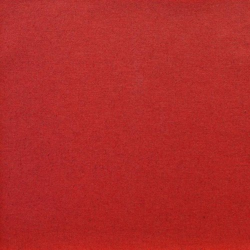 Tischdecke Abwaschbar Rojo Rot Uni 140CM