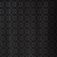 Tischdecke abwaschbar Damast Schwarz