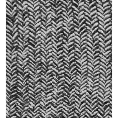 Tischdecke abwaschbar Wolle Grau
