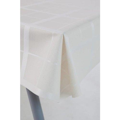 Tischdecke abwaschbar Lys Crudo Creme