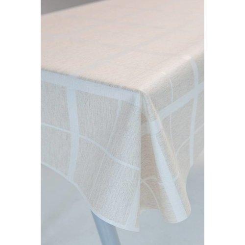 Tischdecke abwaschbar Lys Natural Beige