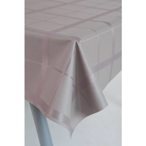 Tischdecke abwaschbar Lys Taupe