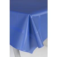 Tischdecke Abwaschbar Lys Blau