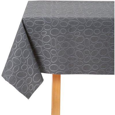 Tischdecke Abwaschbar Elfo Grau
