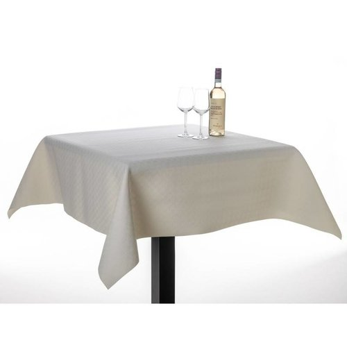 Tischschutz Soft PVC Weiß mit Relief