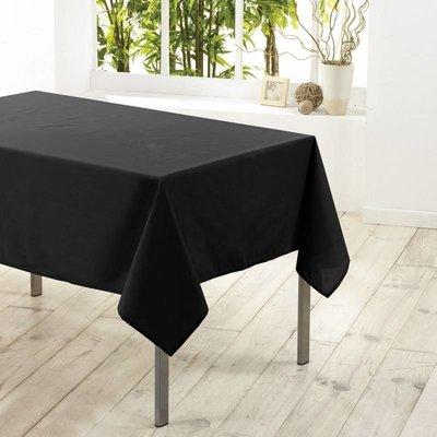 Tischdecke Essential Schwarz
