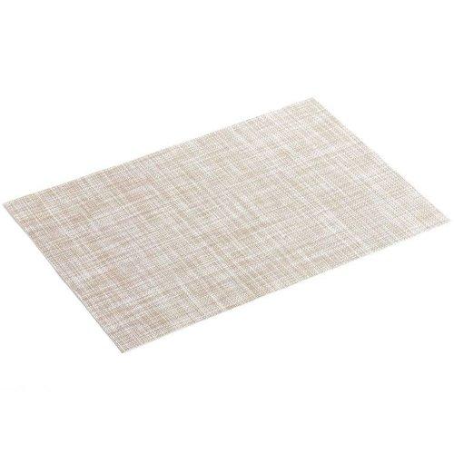 Tischset PVC Punto Beige