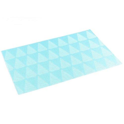Tischset PVC Takea Hell Blau
