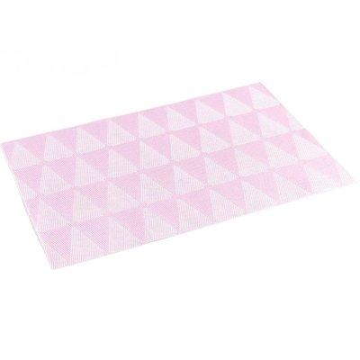Tischset PVC Takea Rosa