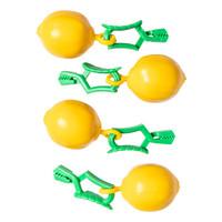 Tischdeckenhalter Zitrone