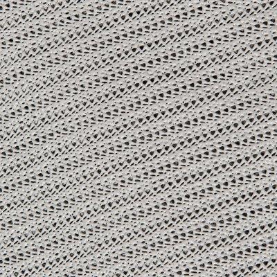 Tischdecke Rund Vinyl Grau 160CM