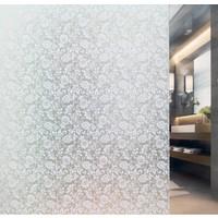 Fensterfolie MC Statisch 2D 45CM x 2M - Barock Weiß