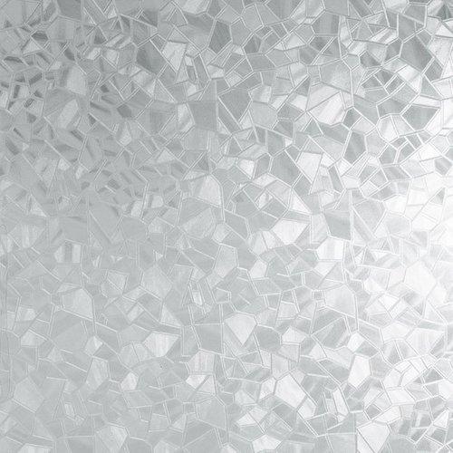 Fensterfolie MC Statisch 2D 45CM x 2M - Gebrochene Steine