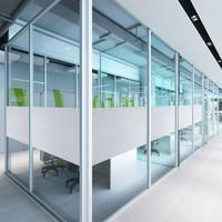 Fensterfolie Maßgeschneidert Statisch 2D 45CM Breit - Frost