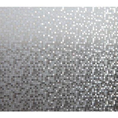 Fensterfolie MC Statisch 2D 45CM Breit - Kleine Runden