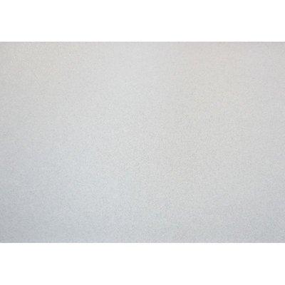 Tischset PVC Glitter Weiß