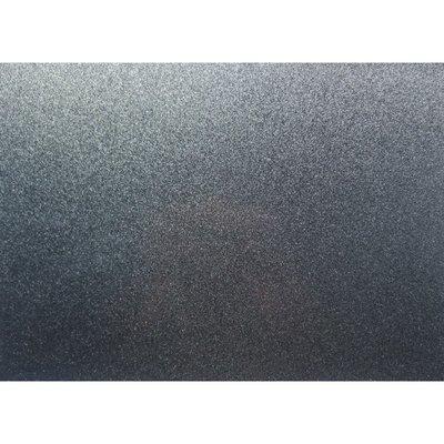Tischset PVC Glitter Schwarz