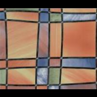 Klebefolie Bleiverglasung 45cmx2m