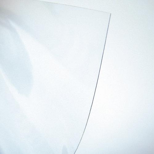 LineaFix Sonnenschutzfolie Statisch Clear - 92 CM Breit
