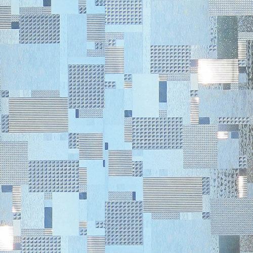 LineaFix Fensterfolie Statisch Azarya - 46CM breit