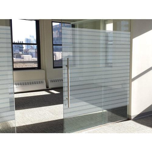 LineaFix Fensterfolie Statisch Office - 92CM breit